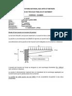 21 - Corrig de l'Examen CCV109 02-07-08-Exercice 1