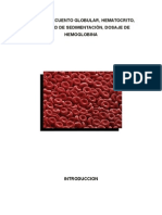 Reencuento Globular de Sangre