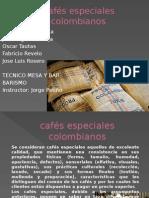 Qué Son Los Cafés Especiales Colombianos