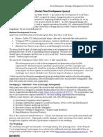 Social Enterprise Strategic Management - Case 8-2 - Broomby CIC