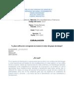 Coevaluación (Proyecto i)