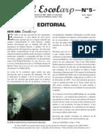 Editorial El Esolarp