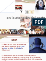 Etica y Deontologia obstetricia