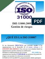 Iso 31000 Gestion de Riesgo