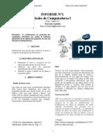Informe Proyecto Redes