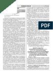D.L. N° 1200 - LEY QUE CREA EL SISTEMA NACIONAL DE GESTION DE RIESGO DE DESASTRES