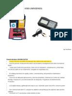 Equipos y Alcance Técnico Del Programa de Monitoreo de Condición en Maquinaria Rotativa Industrial (Ing. Victor Pereira)