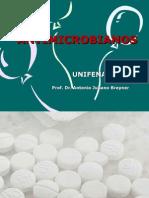 2 Aula - Antimicrobianos