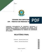 Relatório - CPI do Tráfico de Pessoas No Brasil