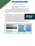 Conceptos de Ecologia y medio ambiente