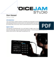 Voice Jam Studio User Manual v1.0 English