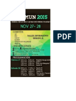 Aqp Mun 2015 - Aviso