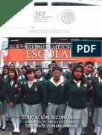 Guías Tercera Sesión CTE Secundaria