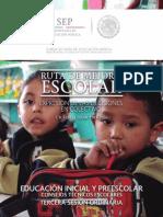 Guías Tercera Sesión CTE preescolar