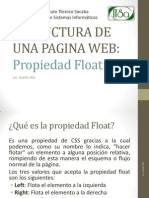 DiseñoWebII Float