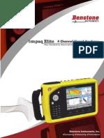 Benstones Instruments  IMPAQ  ELITE 4 canales