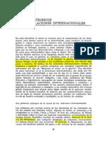 Enfoques Teóricos de las Relaciones Internacionales