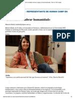«Buscamos Sembrar Humani... Diario EL PAIS Uruguay