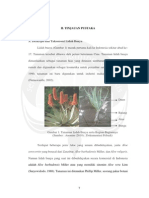 Deskripsi Dan Taksonomi Lidah Buaya