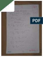 Equação Diferencial Linear Parte II (Aula)