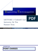 Lecture 1-Coulomb_s Law