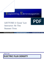 Lecture 2-Gauss_ Law