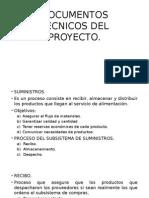 Documentos Tecnicos De un Proyecto
