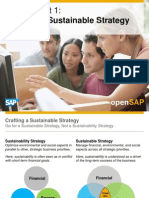 OpenSAP Sbi1 Week 2 Sustainable Strategies