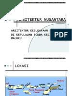 ARSITEKTUR KEBUDAYAAN PERAHU KEPULAUAN SUNDA KECIL & MALUKU - PRESENTASI.pdf