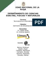 Huayra Linux