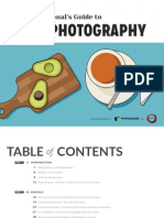 Professionals Guide Food Photography
