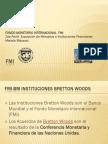 Presentación de FMI