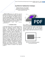 RMPA Using Dielectric Optimization Technique