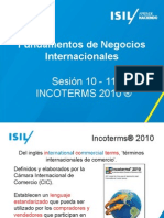 s10 s11 Incoterms 2010