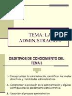 adminsitracion empresas