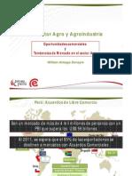 Ley Sector Agro y Agroindustrial