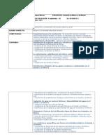 Planeación Bloque II Geografía de México y del Mundo