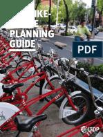 2014 ITDP Bikeshare Planning Guide