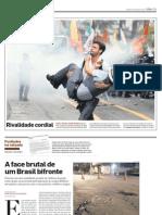 A face brutal de um Brasil bifronte