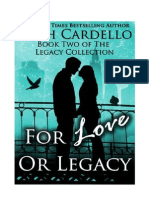 Legacy 02 - Amor Por Interesse