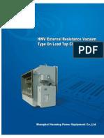 HWV Vacuum OLTC Leaflet