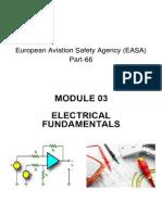 MODULE 03. ELECTRICAL FUNAMENTALS