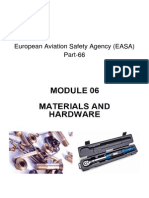 MODULE 06. MATERIALS AND HARDWARE