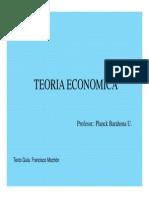 TEORIA ECONOMICA (1)
