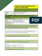 Analisis Sentencia c239 96