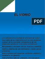 El-Vidrio-Ppt