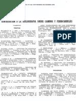 BIBLIOGRAFIA PARA DISEÑO DE CARRETERAS