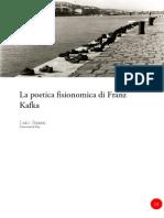 LaPoetica Fisionomica Di Franz Kafka - Darío Ferrari