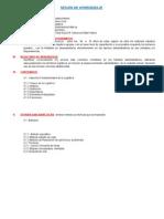 ACTIVIDAD 3. Sesión de Aprendizaje - Formato