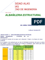ALBAÑILERIA ESTRUCTURAL 2